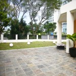 Ample backyard area for your activities in Chuan Villas