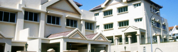 Gerald Park, a freehold terraced semi-detached development