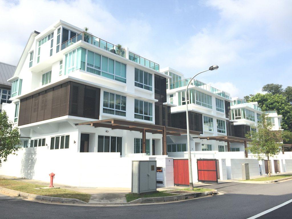 Wak hassan place landed property singapore semi for Terrace house singapore